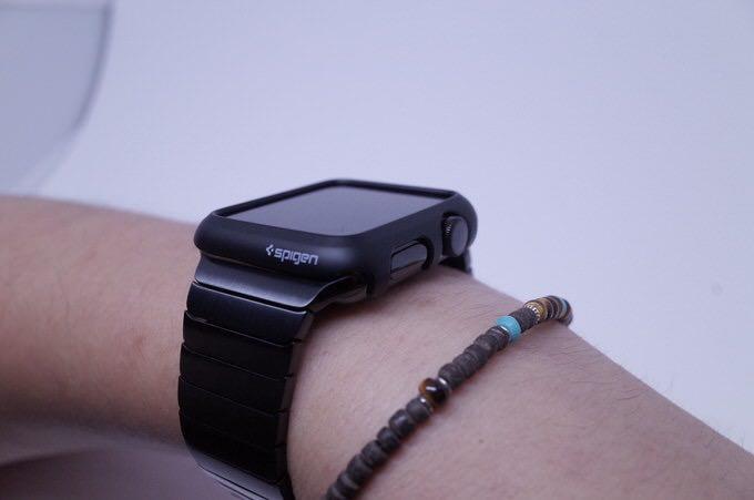 Apple watch case thin fit 8