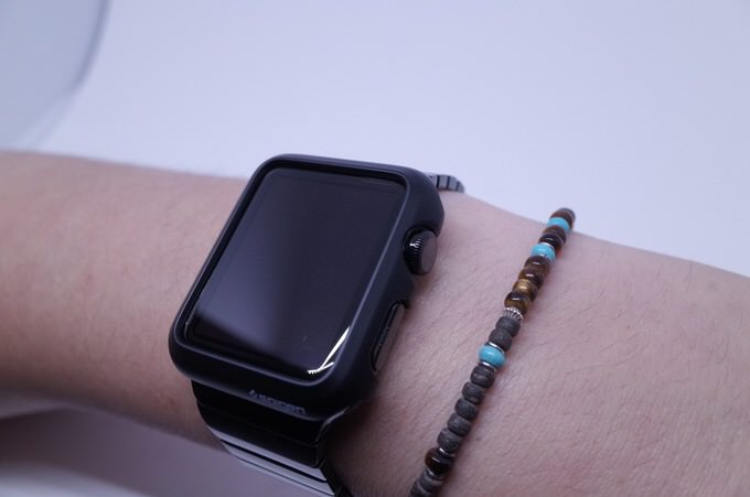Apple watch case thin fit 9