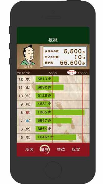 Iphoneapp inoutadataka 1