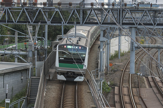 Saikyou line