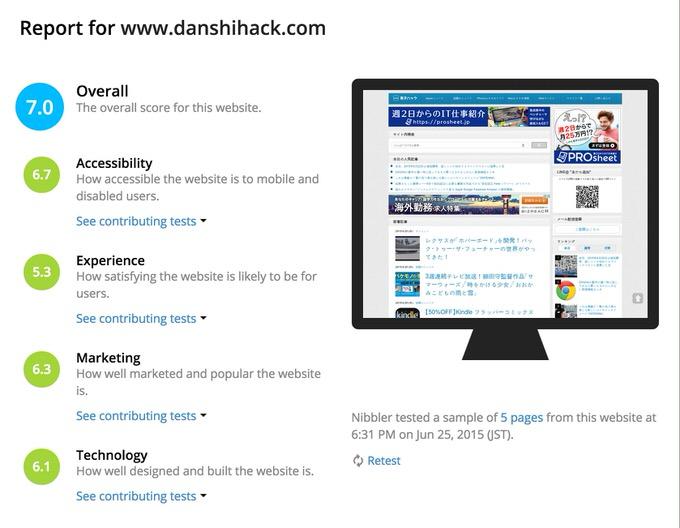 Webservices nibbler 3
