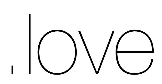 愛をアピールするのに最適?新ドメイン「.love」の一般受付開始!