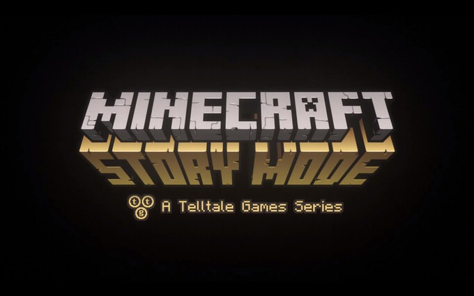 Minecraft storymode 1