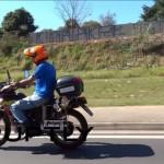 超凄い!水1リットルで500km走るバイクがブラジルで発明されたぞ!