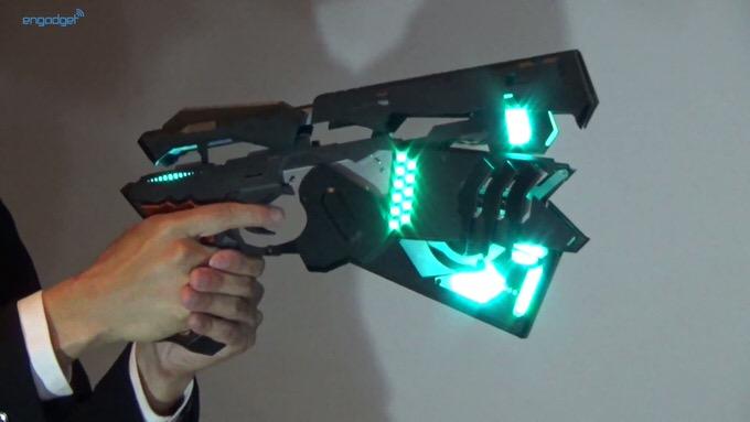 欲しい!サイコパスの自動変形するドミネーターが2015年度内に一般発売!