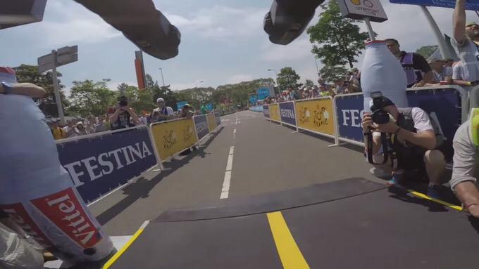 Tour de france 2015 gopro