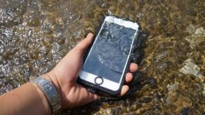 【レビュー】超極薄!iPhoneの防水ケース「スリムダイバー」が予想以上にいい感じ!