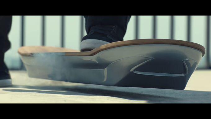 Lexus hover board 1