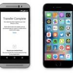 Apple公式!AndroidからiPhoneへのデータ移行アプリ「Move to iOS」がiOS 9と同時リリース