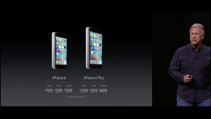 IPhone6s 16