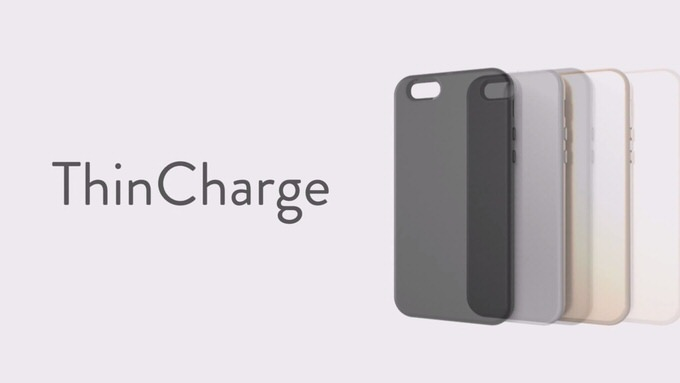 Iphone accessory thincharge 1