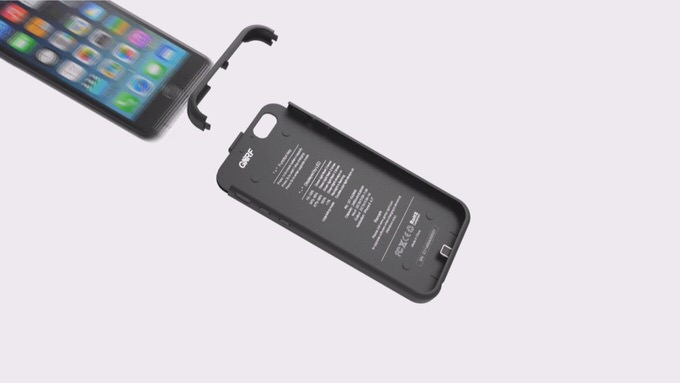 Iphone accessory thincharge 4