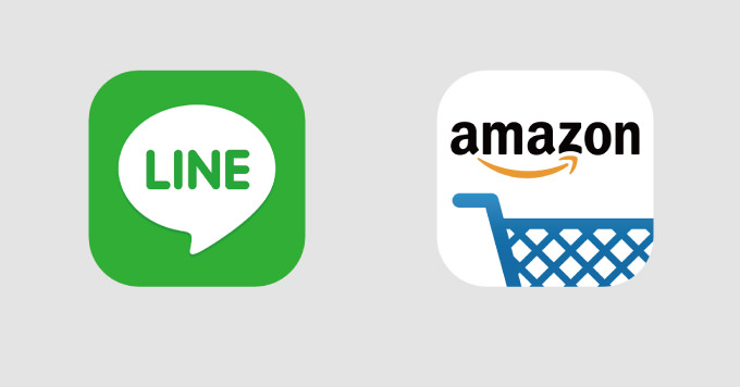 Line amazon connect