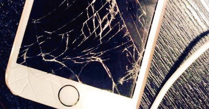 Twitter iphone 6s break