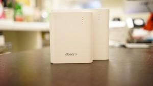 【レビュー】必要十分すぎる超大容量モバイルバッテリー!cheero「Power Plus 3 Premium」