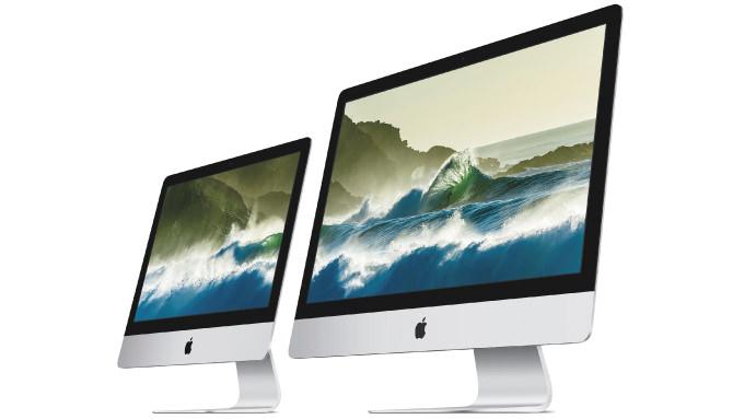 Apple、新型iMacを発表!全モデルがアップデートされ21.5インチモデルもRetina 4Kに!