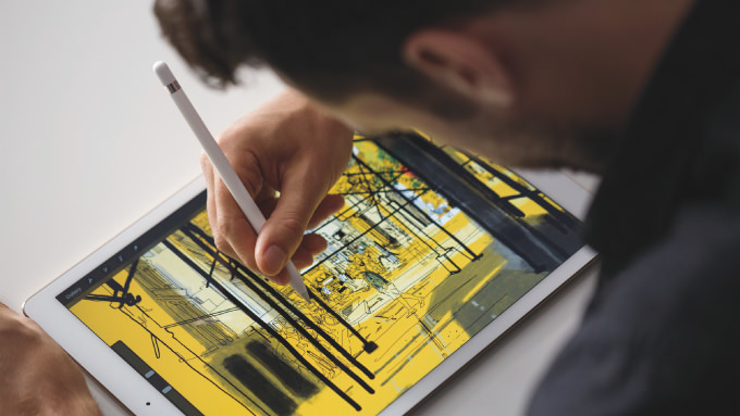 「iPad Pro」の発売日は11月1周目?価格は約9万円から?