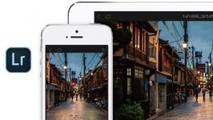 Adobeの写真編集アプリ「Lightroom for iPhone/iPad」が無料でほぼ全ての機能が使えるように!
