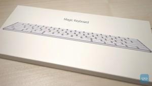 【レビュー】「Magic Keyboard」キータイプの安定性が33%向上という触れ込みは伊達じゃない