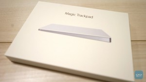 【レビュー】「Magic Trackpad 2」使い始めてすぐわかる!これ本当に使いやすいトラックパッドだ!