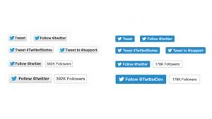 Twitterのツイートボタンリニューアルは11月21日に実施されることが判明