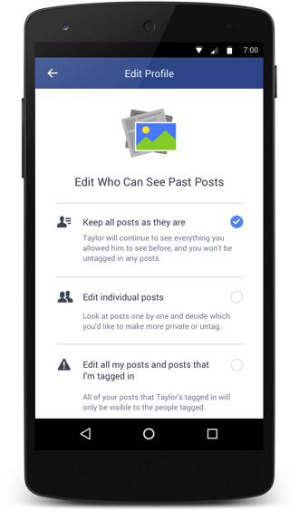 ChangePastPosts