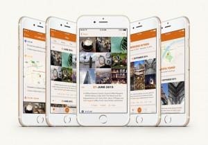360円→無料!日記/ライフログアプリの定番「Momento」が機能制限ありの無料アプリに