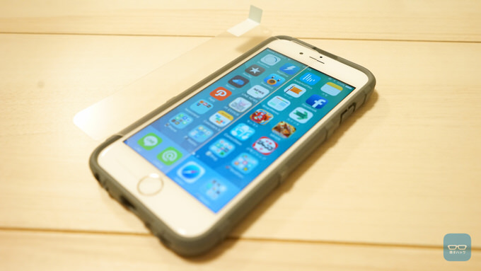 ガラスメーカー「HOYA」の極薄高強度ガラスフィルム「Z'us-G」をiPhone 6sで試してみた