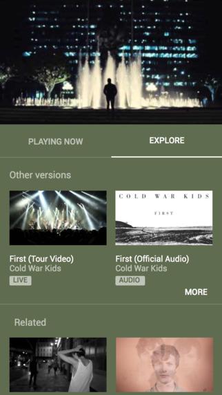 Iphoneapp youtube music 2
