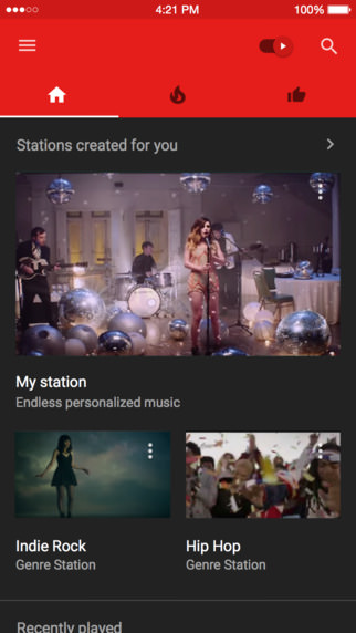 Iphoneapp youtube music 3