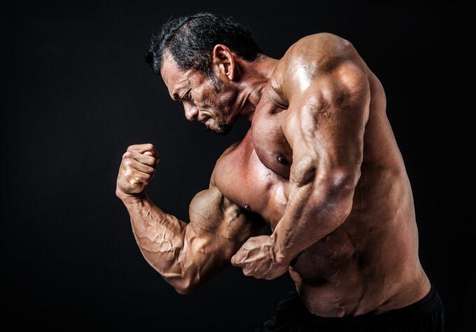 Pakutaso muscle 1