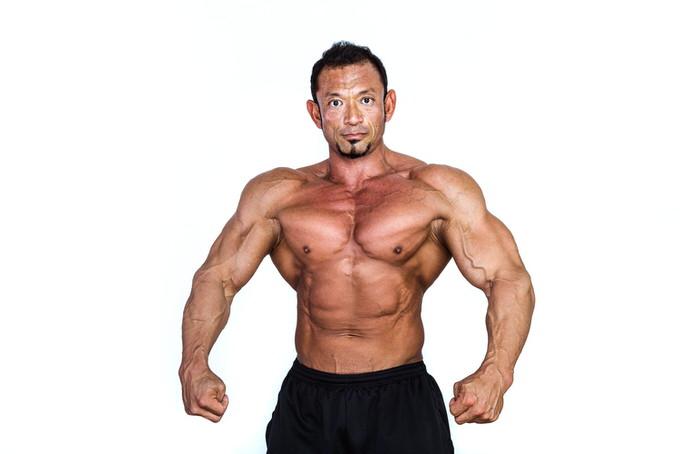 Pakutaso muscle 5