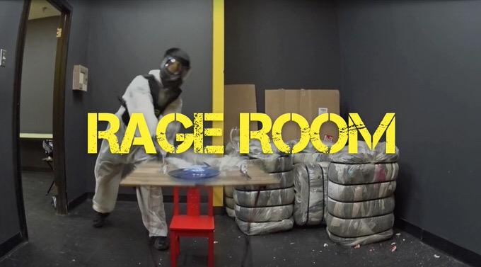 Rage room 1