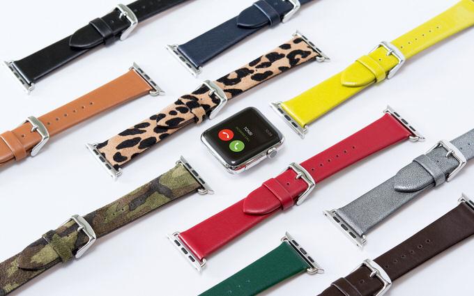 日本製にこだわったApple Watch専用バンドブランド「TONBI」はサードパーティー製とは思えない一体感でした!