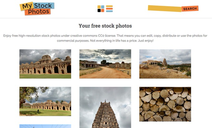My Stock Photos