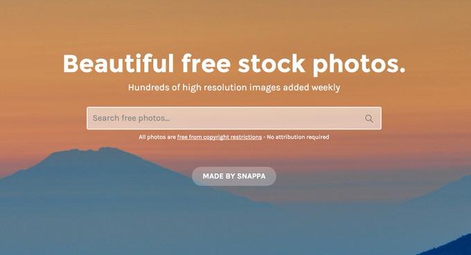 StockSnap io