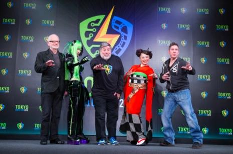 Tokyo Comic Con 2016