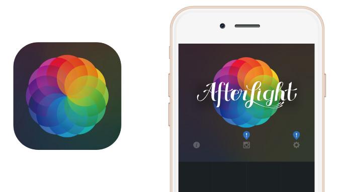 120円→無料!Apple Storeアプリから写真編集アプリ「Afterlight」が無料ダウンロード可能