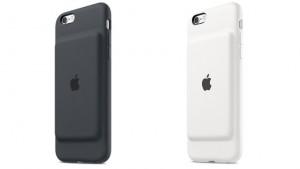 まさかのApple純正!バッテリー内蔵ケース「iPhone 6s Smart Battery Case」が販売開始