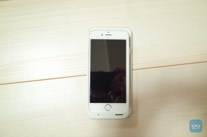Iphone smart battery case 9