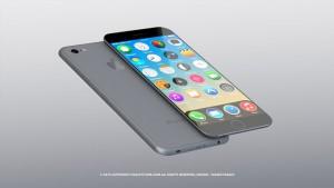 iPhone 7は防水で本体背面のアンテナラインも消える?