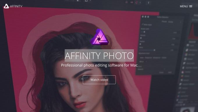 とうとう日本語対応!Illustrator、Photoshopキラー「Affinity Designer」「Affinity Photo」20%オフセールを開催中