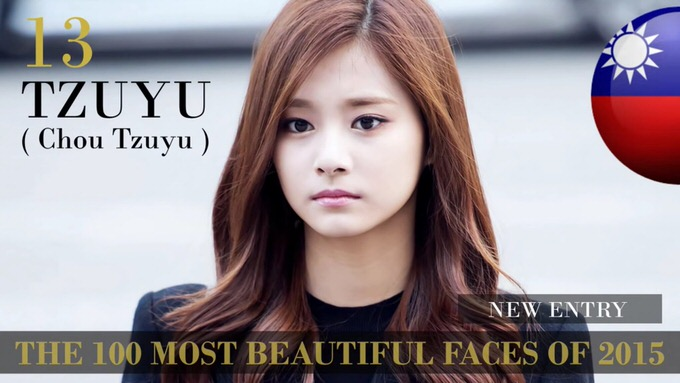 The 100 most beautiful faces 2015 13