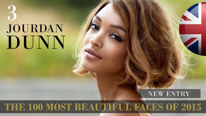 The 100 most beautiful faces 2015 3