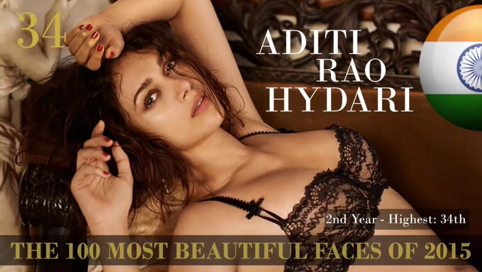 The 100 most beautiful faces 2015 34