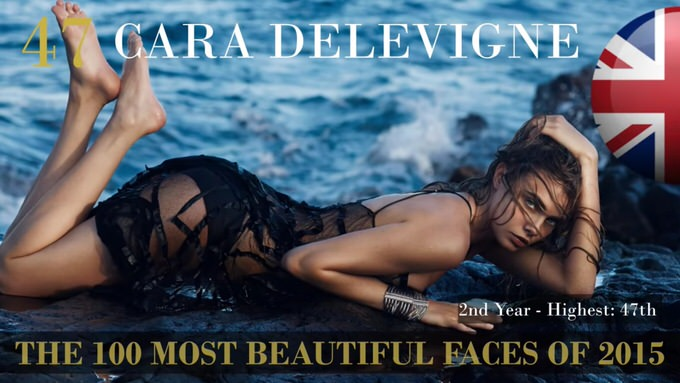 The 100 most beautiful faces 2015 47
