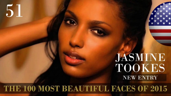 The 100 most beautiful faces 2015 51