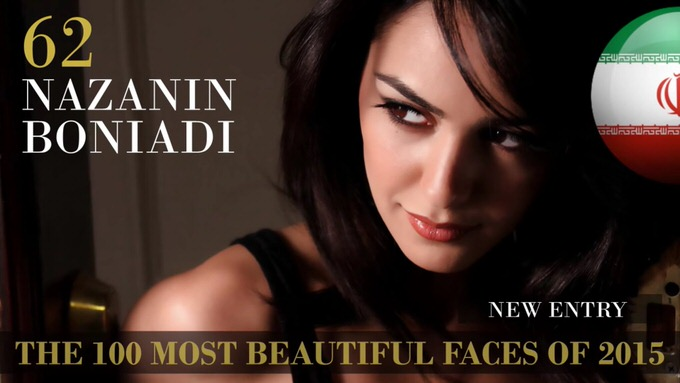 The 100 most beautiful faces 2015 62