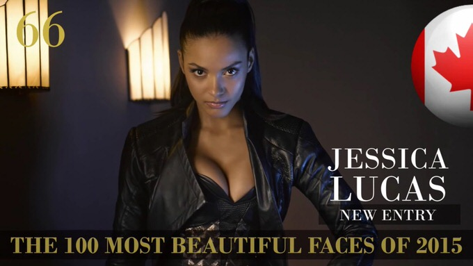 The 100 most beautiful faces 2015 66