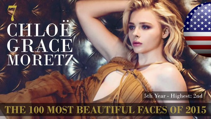 The 100 most beautiful faces 2015 7